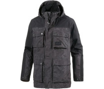 Funktionsjacke 'Cavendish' anthrazit
