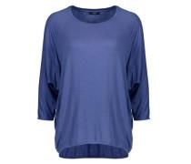 Oversize Shirt 'Salty' blau