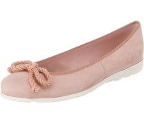 Klassische Ballerinas rosa