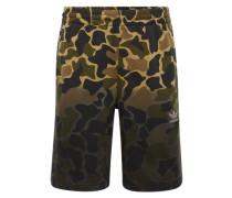 Shorts 'camo Shorts' khaki