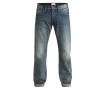 Regular Fit jean »Sequel Vintage Cracked 34« blau