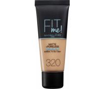 'Fit me! Matte+Poreless' Make-up