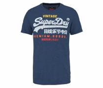 T-Shirt 'premium Goods Tee' kobaltblau