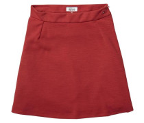 Rock 'thdw Skater Skirt 11' rot