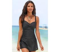 Badeanzugkleid schwarz
