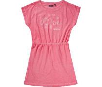 Kinder Jerseykleid pink / rosa