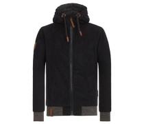 Male Jacket 'Muzzy Night Fever II' schwarz