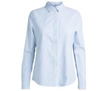 Lässiges Hemd Pcbeia blau