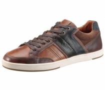 Sneaker braun / rostbraun / dunkelbraun / basaltgrau