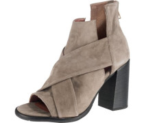 Klassische Sandaletten 'Santorini' braun