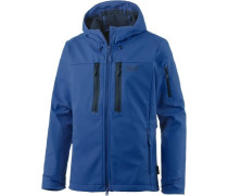 'Northern Star' Softshelljacke Herren blau