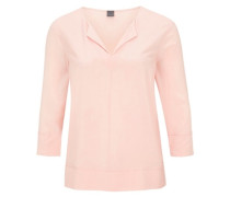Shirtbluse aus Viskose pink