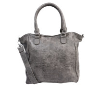 Handtasche 'Valeska' grau