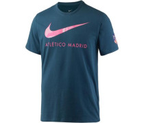 ''Atletico Madrid T-Shirt dunkelblau