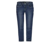 Hose Jeans blau