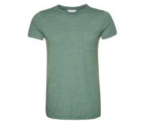 T-Shirt 'Saffron' grün