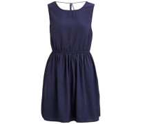 Rückenfreies Kleid 'vipana Dress' blau