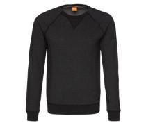 Sweatshirt 'Warys' schwarz