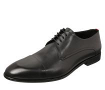 Elegante Schnürschuhe schwarz