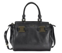 Shopping S Vulcano Shopper Tasche 35 cm schwarz