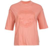 Embossed Chuck Patch T-Shirt orange