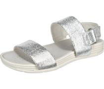 Sandalen 'Koleos' silber