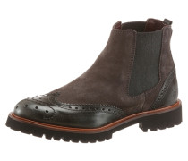 Chelsea-Boots grau