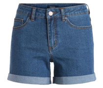 Jeans-Shorts blue denim