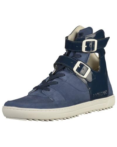 Sneaker 'Thessaloniki' marine / enzian