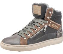 Winter-Sneaker grau