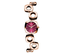 "Armbanduhr ""so-3074-Mq"" gold"