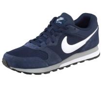 MD Runner 2 Sneaker dunkelblau / weiß
