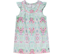 Kinder Kleid türkis / grün / pink / rosa