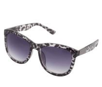 PIECES Sonnenbrille Modisch grau