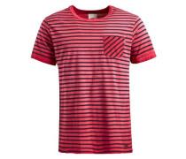 Shirt 'tick' himbeer / pastellrot