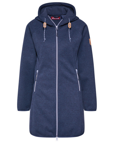 Jacke 'Leisure Girls' navy