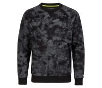 Bart Society Crew Sweatshirt schwarz