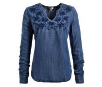 Shirt 'ikara' blue denim