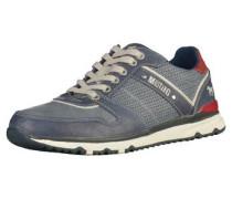 Sneaker marine / rot / weiß