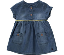 'Baby Jeanskleid Organic cotton' blau
