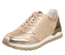 Sneaker 'Farah' gold