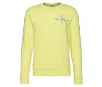 Sweatshirt in Logo-Print 'Haro' hellgrün