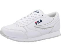 Orbit Sneakers dunkelblau / grau / rot / weiß