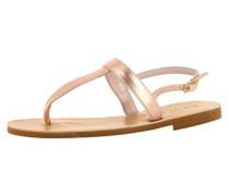 Damen Sandale altrosa