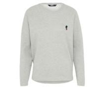 Sweater 'Janna' graumeliert