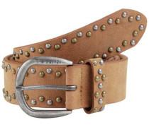 Gürtel 'Belt Tiny Dots' braun
