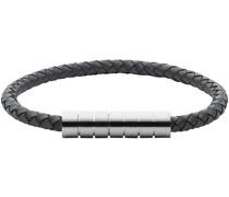 Armband »Vinther Skjm0111040« schwarz / silber