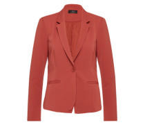 Blazer 'Tilde' orange / rot