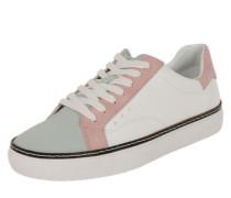 Sneaker 'Nicolette' altrosa / weiß