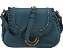 'Whitney' Handtasche petrol